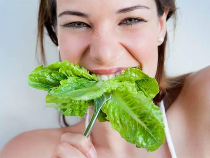 vegetales dientes