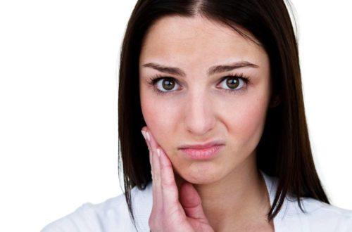 oclusion dental defectuosa