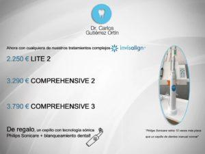 promocion-invisalign-regalo-cepillo-philips-sonicare